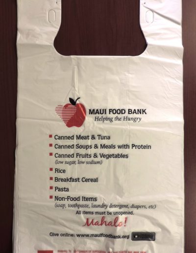 Food Collection Bag