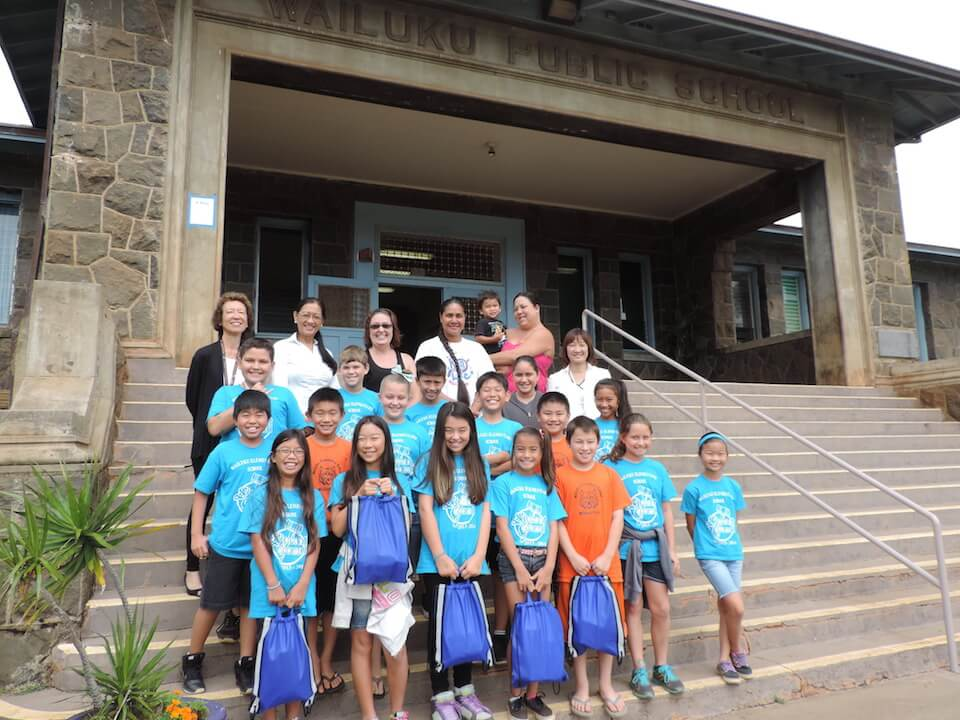 Aloha BackPack Buddies