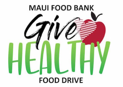 Give Healthy Food Drive