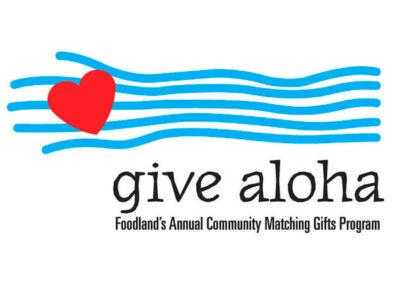 Foodland Give Aloha