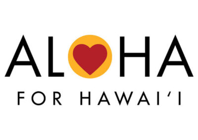Aloha for Hawaii