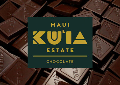 Maui Ku'ia Estate Chocolate Tasting