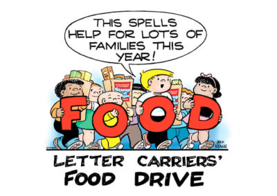 NALC Stamp Out Hunger Donor Drive