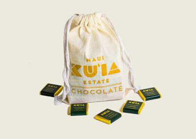 Maui Ku'ia Estate Chocolate Laulima