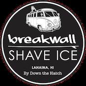 Breakwall Shave Ice